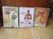 Pilates- und Rückentraining
