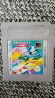 Pinball Nintendo Spiel
