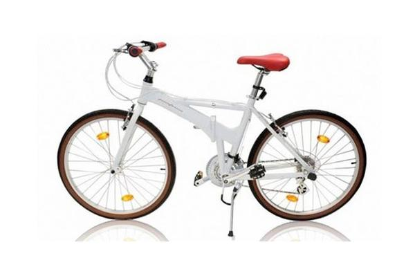 neues chiemsee 26 zoll klappfahrrad fahrrad wei oder. Black Bedroom Furniture Sets. Home Design Ideas