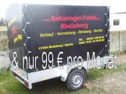 PKW Anhänger Wohnwagen