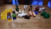 Playmobil 123 Tiersammlung
