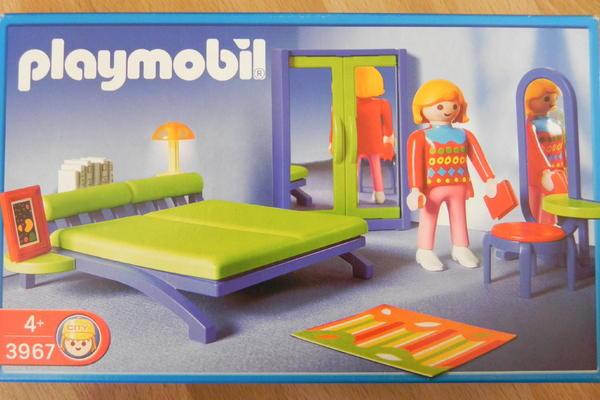luxusvilla playmobil küche