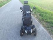 President Elektromobil Scooter
