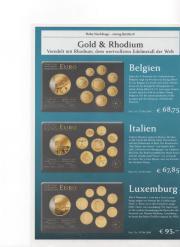 Prestige Euromünzsätze