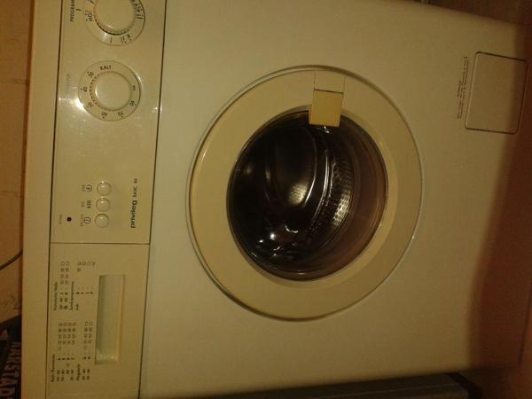privileg waschmaschine weiss in pfinztal waschmaschinen. Black Bedroom Furniture Sets. Home Design Ideas