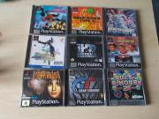 PS1 Spiele