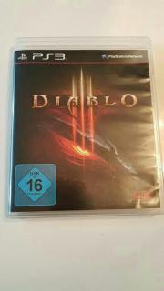 PS3 PlayStation - Diablo