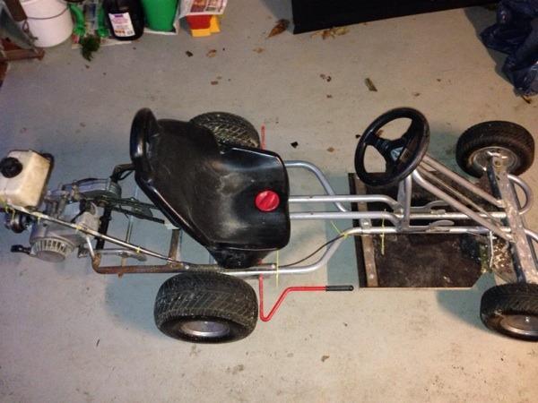 kleinanzeigen puky kettcar pocketbike motor kart. Black Bedroom Furniture Sets. Home Design Ideas