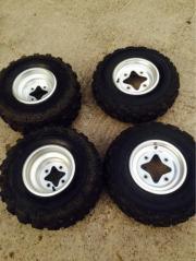 Quad-Buggy Räder