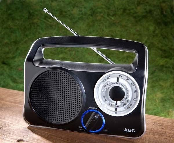 radio aeg tr 4131 3 band tragbar schwarz neu in m nchen sonstiges zubeh r kaufen und. Black Bedroom Furniture Sets. Home Design Ideas