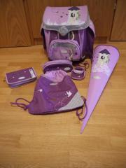 Rapunzel Schulranzen Set -