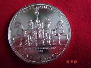 rare Silber-Sonderunze
