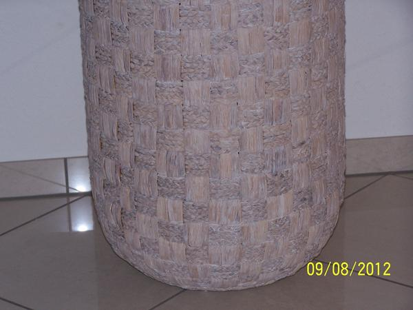 rattan blumentopf blumenk bel blumen st nder pflanzen topf pflanzenk bel in stuttgart. Black Bedroom Furniture Sets. Home Design Ideas