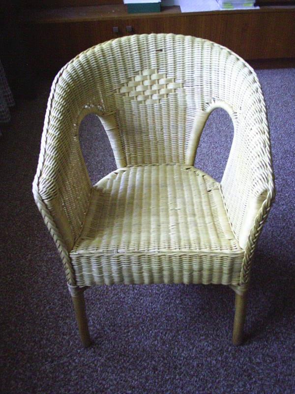 Rattan sessel stuhl in bruchsal polster sessel couch for Sessel quoka