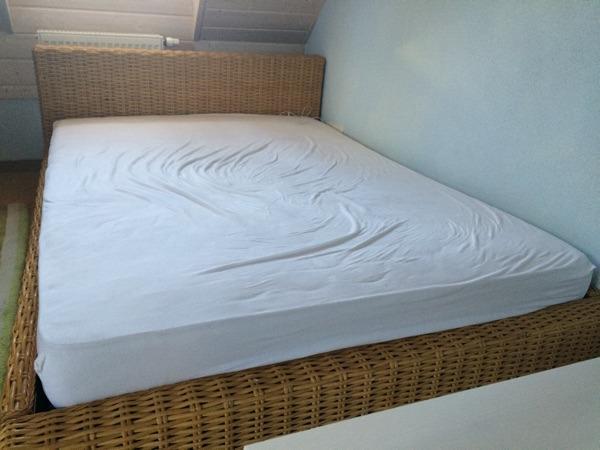 rattan bett neu und gebraucht kaufen bei. Black Bedroom Furniture Sets. Home Design Ideas
