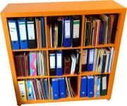 Regal für Bücher,