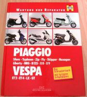 Reparatur Handbuch Piaggio