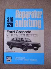Reparaturanleitung Ford Granada ,