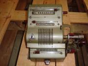 Retro-Schreibmaschine und