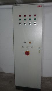 Rittal Schaltschrank, Pumpensteuerung,