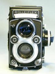 Rolleiflex 3,5F