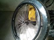Rollstuhl-Rad mit