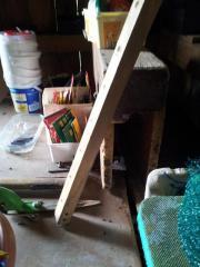 Rolltisch-Brennholzsäge