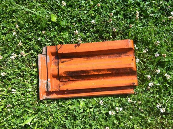 Rote Dachziegel rote ludowici dachziegel aus ton gebraucht in martinsheim alles mögliche kaufen und verkaufen