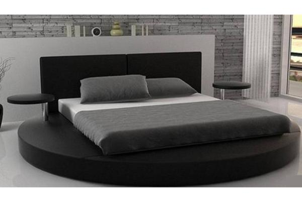 rundes bett visco matratze lattenrost in tegernau betten kaufen und verkaufen ber. Black Bedroom Furniture Sets. Home Design Ideas