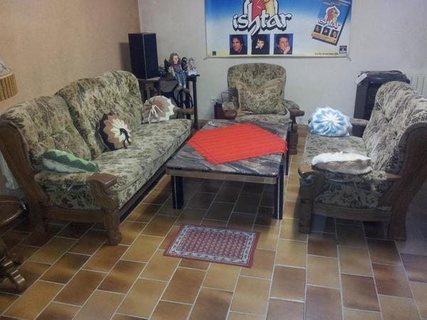Wohnzimmer Couch Gebraucht Garnitur In Steinfeld
