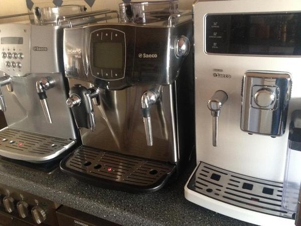 saeco incanto sirius espresso machine