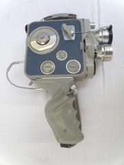 Sammlerstück, alte Filmkamera,