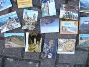 Sammlung kleiner Bildbände