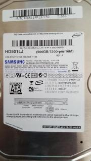 Samsung Festplatte 3.