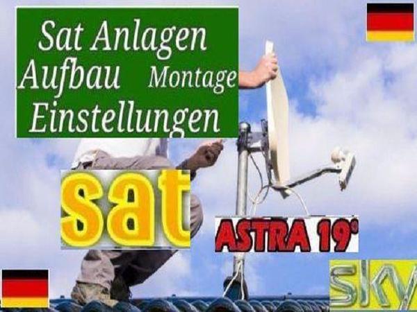 antenne sat anlage sch ssel astra hotbird satellit t rksat. Black Bedroom Furniture Sets. Home Design Ideas