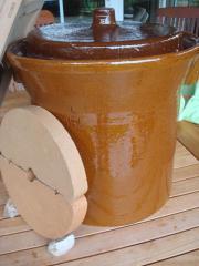 Sauerkrautsteintopf 15 Liter,