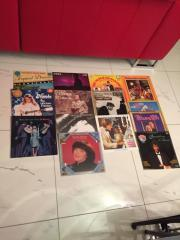 Schallplatten gemischt 150