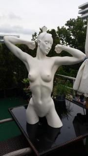 Schaufensterpuppe - Mädchenfigur