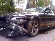Schlachte 2007er BMW
