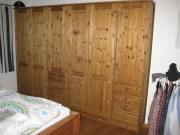 Schlafzimmer Massivholz Kiefer