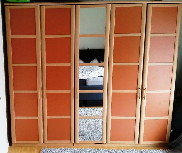 schlafzimmerschrank buche neu und gebraucht kaufen bei