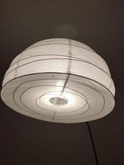 Schöne große Wohnzimmerlampe
