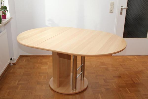 tisch oval neu und gebraucht kaufen bei. Black Bedroom Furniture Sets. Home Design Ideas