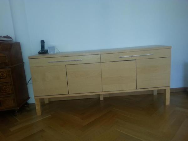 sideboard ikea neu und gebraucht kaufen bei. Black Bedroom Furniture Sets. Home Design Ideas