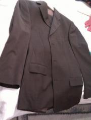 schokobrauner Herren Anzug