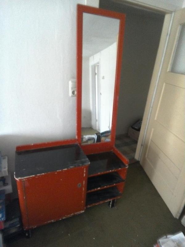 schrank spiegel weiss gebraucht kaufen nur 4 st bis 65. Black Bedroom Furniture Sets. Home Design Ideas