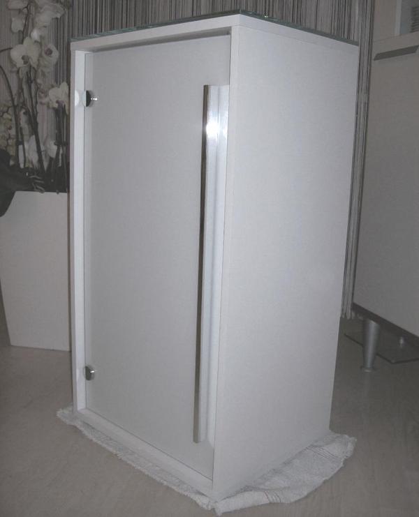 1 glaseinlegeboden 1 einlegeboden nachtr glich vom baumarkt h he 83 breite 43 5 tiefe. Black Bedroom Furniture Sets. Home Design Ideas
