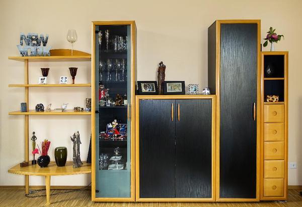 schrankwand wohnzimmer kolonial wunderschne wohnzimmer anbauwand - Schrankwand Wohnzimmer Kolonial