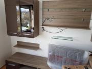 Schrankwand mit Sidebar