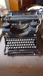 Schreibmaschine nostalgie Kappel